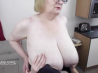tits, cock and pussy play