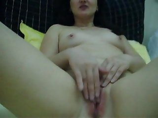 Name the Whore-  MILF Victoria Shows Off Her Pussy