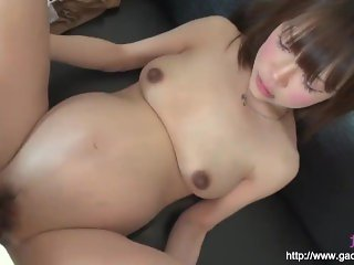 Pregnant japanese sex video