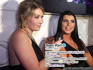 XRCO 2017 - Romi Rain interview (repost)