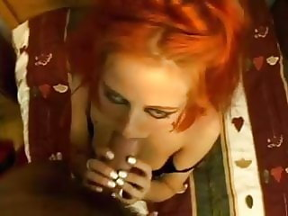 Redhead getting her Ass stuffed after Party