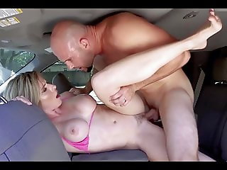 Cory Chase In Bang In SUV