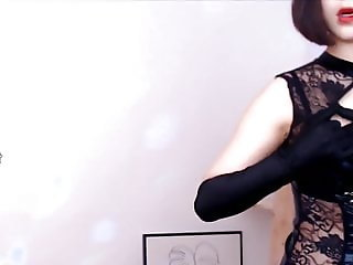 SEXY KOREAN STREAMER NIPPLE SLIP