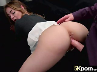 5KPorn - Kenzie Madison Takes On Big Cock at 60FPS 5K