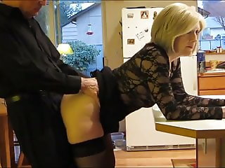 naughty mature wife loves anal creampie by her new neighbor