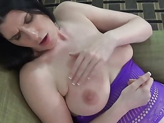 Solo Masturbation with Toy