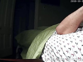 wifey surprises husband with outfit and fucks him good ipcam