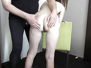 Alex Spanks : 50yr Old Dutch Sub Spanked & Finger Fucked