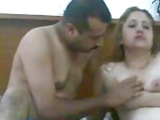 Egyptian horny milf wife with her husband 21