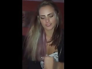 Blonde Sister takes control of STEPBROTHER's DICK