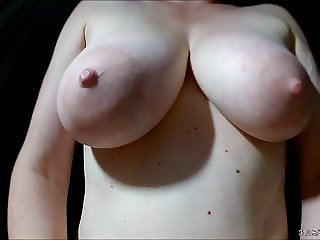 German Milf Simone showing her tits