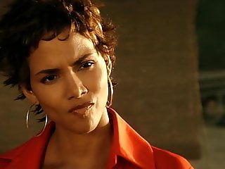 Halle Berry movie scenes fap tribute