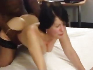 Hotwife bouncing tits husband cuckold filming compilation 1
