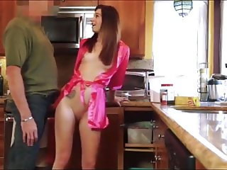 owner of apartment trying to seduce naughty sexy crazy babe