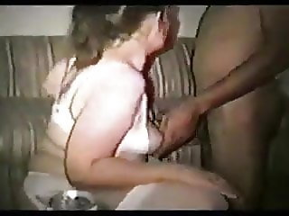 old video Horny Milf and BBC