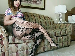 Girl hot pantyhose