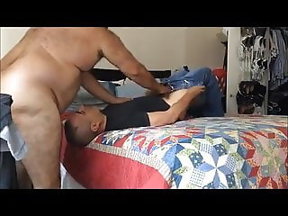 An Interracial Gay Session with a Huge Black Dick