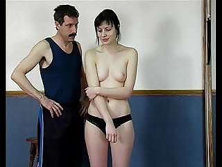 CMNF - Spanking! Teen disciplined, humiliated and punished!