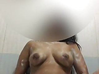 Indian girl solo part 3