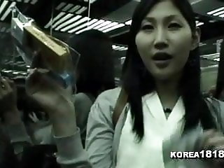 Korean room salon hostess is nasty
