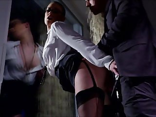 Claire Castel Office Sex