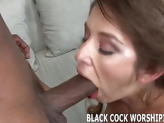 You will enjoy watching me ride hard ebony cock