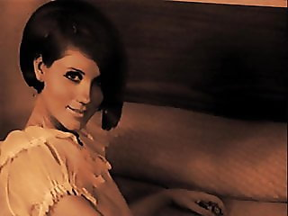 WHAT TO DO WITH MYSELF - vintage 60s beauty teases