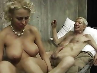 BEAUTY AND THE OLD MAN...........