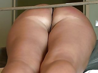 strict caning and belting the wife