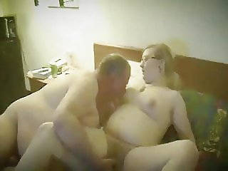 YOUNGER PREGNANT BISEXUAL 3 WAY