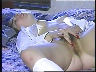 Susanna Francessca masturbates to a lovely orgasm