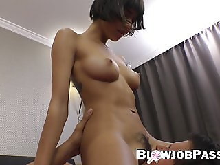 Beautiful Janice Griffith gets her pussy fucked and spunked