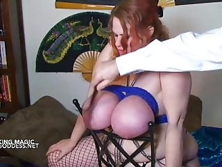 Spanking magic for big ass lovers