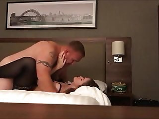Amateur hot cheating wife fucked in hotel