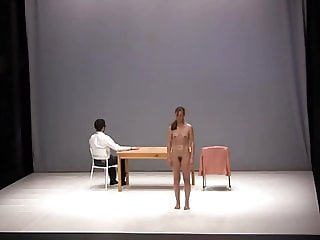 nude performance Eleonore Didier