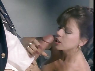 Susy Whitebond and Marilyn Chambers cumshot