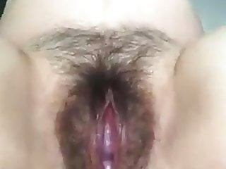 Gaping Asian Pregnant Pussy