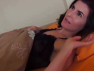 Surprising Milf in Bed