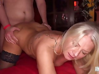 RosellaExtrem: My AO fuck and cum orgy