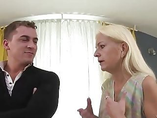 Czech cougars & matures anal