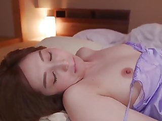 Romantic shy girl get her date to hotel p02