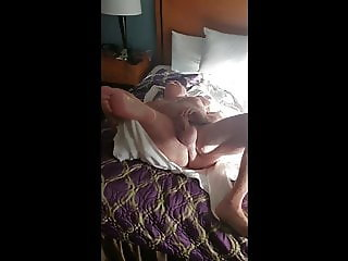 Masturbating for an Audience