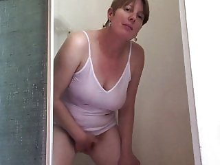 Part 2 : sexy playing in the shower