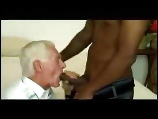 Uncle Carl Shares Black Cock
