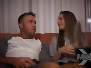 Kimmy Granger and Chad White - Watching Porn With Sister