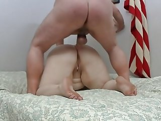 Swiney's Pro-Am scene 202 BBW Missy Cum Filled Asshole
