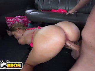 BANGBROS - Hot PAWG Katia Gettin' Her Big Ass Banged On The Bus