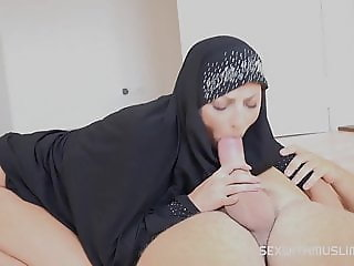 American Wife Beg For Cum Swallow