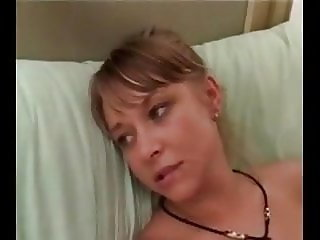 Mom watches as step daddy fucks daughter