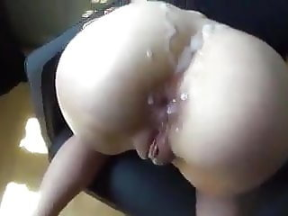 Raw ass fucking and breeding